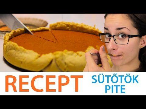 Őszi Recept - Sütőtökös Pite - YouTube