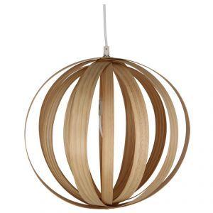 Bamboo Ball Pendant Light
