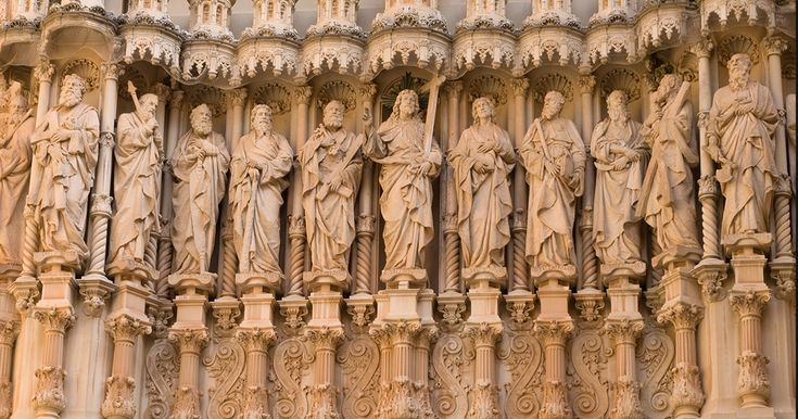 The Original Names of the 12 Apostles