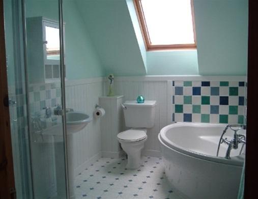 Small Bathroom Design For Attic Space Attics