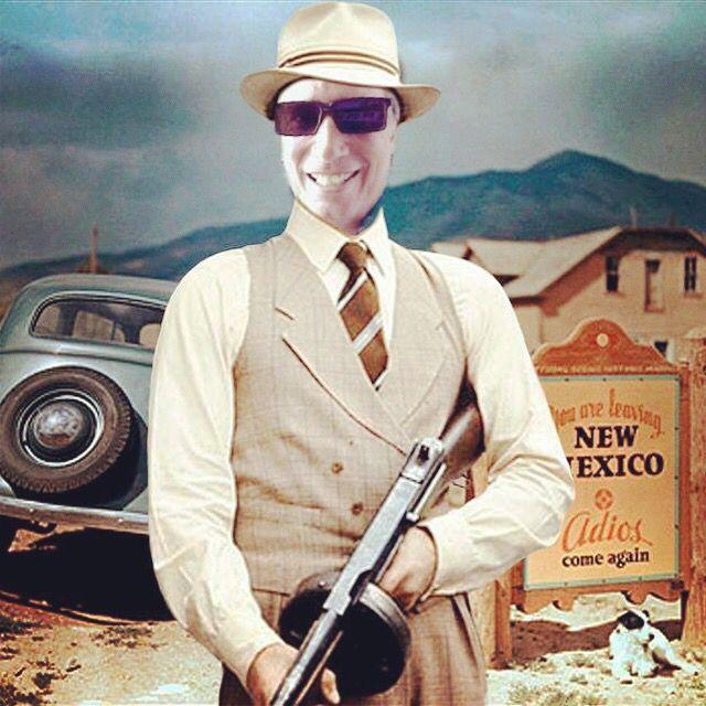 Gangster Johnny Clyde