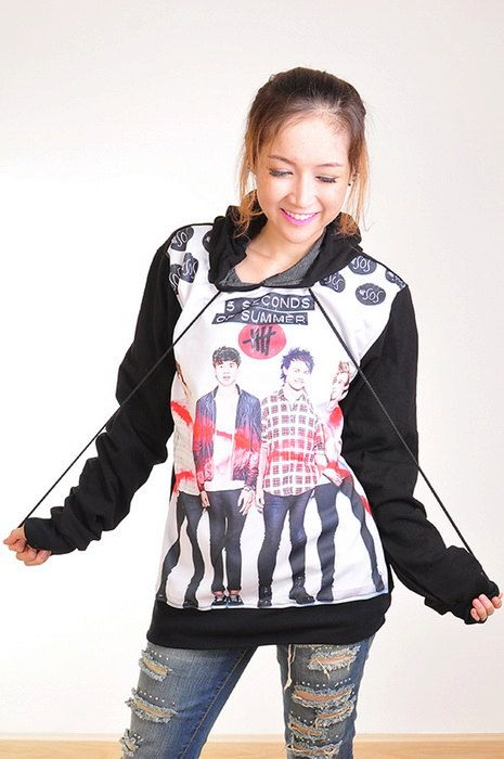 1ba662985d565d9418532b6750882f9e hoodie jacket sos merchandise 32 best products of 5 seconds of summer ♥ images on pinterest,5 Seconds Of Summer Womens Clothing
