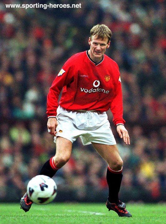 Teddy SHERINGHAM - Biography of Old Trafford career. - Manchester United FC