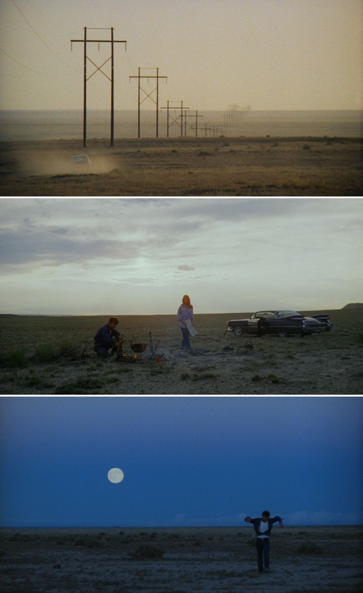 Badlands Directed by: Terrence Malick Cinematography: Tak Fujimoto, Stevan Larner, Brian Probyn Cameras: Panavision Format: 35mm (Kodak) Mode: Spherical Aspect Ratio: 1.85:1 Images from Criterion...