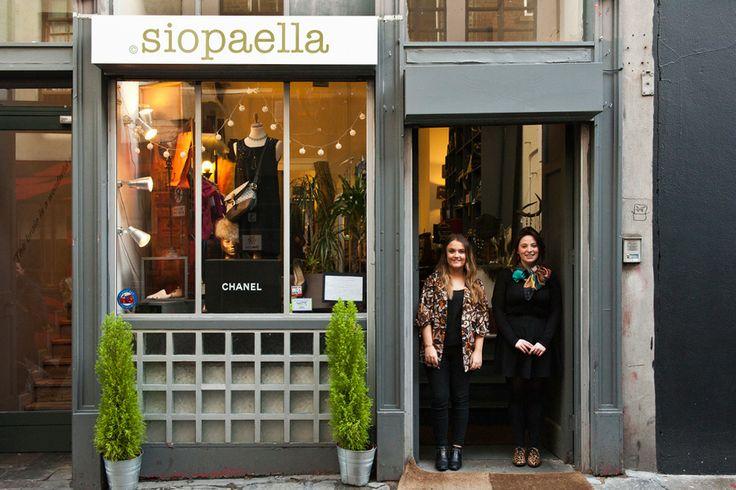Eileen Boland& Ciara McCaughey Siopaella  Temple Lane, Dublin 2