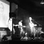 Karlien van Jaarsveld live at Rafters for the benefit of Hanna's charity.