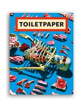 'Toiletpaper' Magazine 13 by Maurizio Cattelan and Pierpaolo Ferrari - ISBN 9788862084901