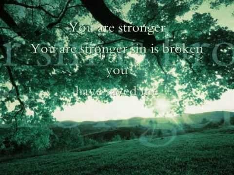 Stronger  by Hillsong