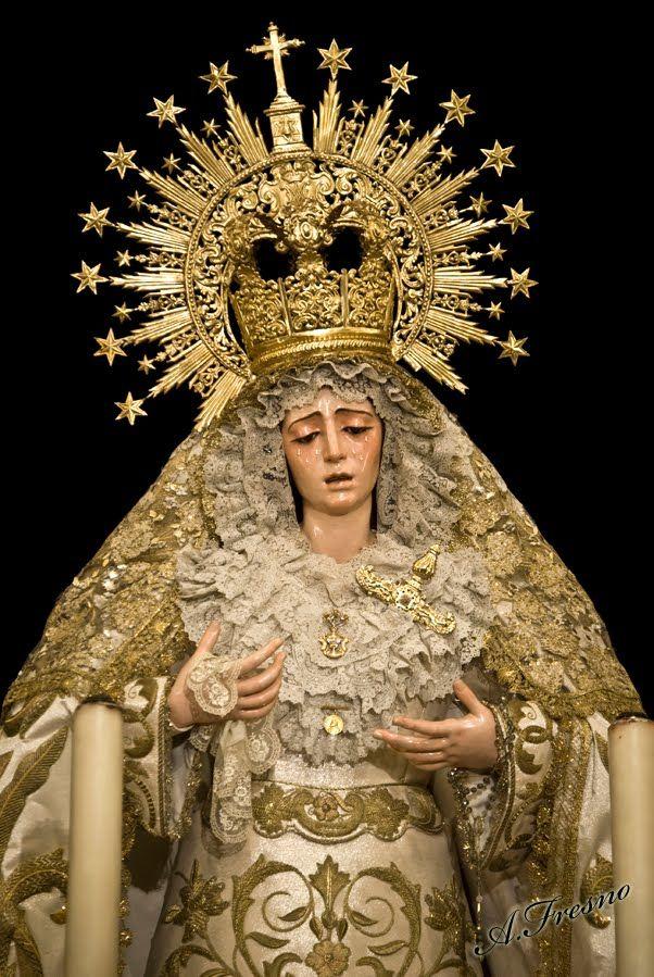 Virgen de la Estrella de Triana.