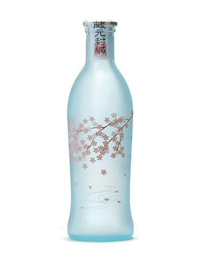 Sake Bottle / 招春 春の舞 - 招徳酒造