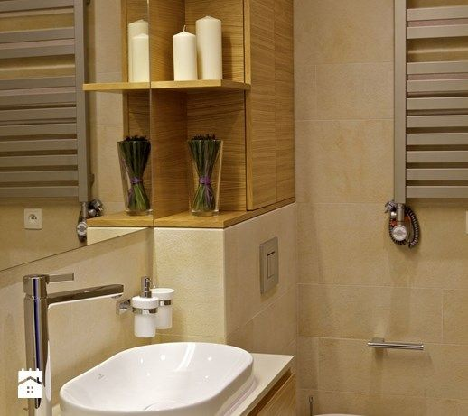 Łazienka styl Nowoczesny - zdjęcie od DEKA DESIGN