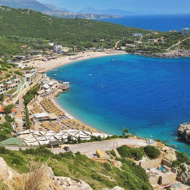 Jale Beach - Himarë, Albania  The Albanian Riviera is a coastal area running…