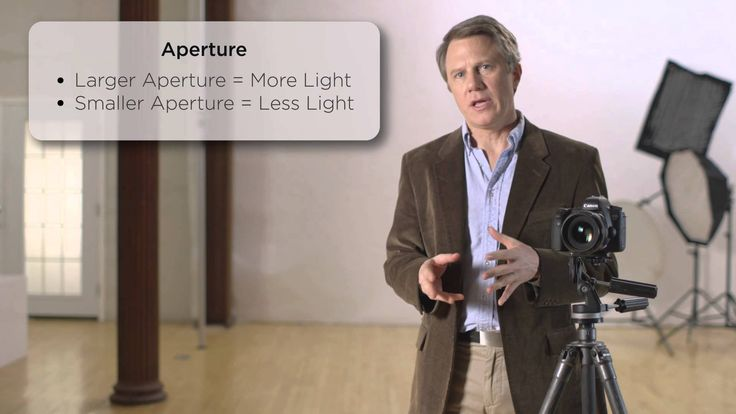 Canon EOS 101 How To - Aperture
