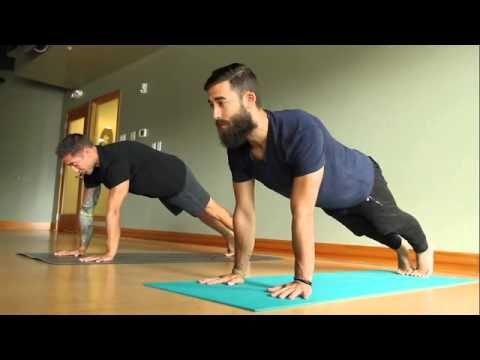 Codyapp Com Yoga Press To Handstand Workout Dylan Werner