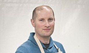 Bake-Off's Richard Burr reveals why he applied for GBBO