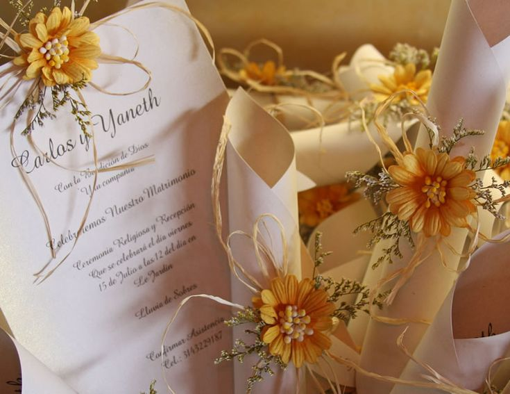 Ideas originales modelos de tarjetas de matrimonio - Ideas para bodas espectaculares ...