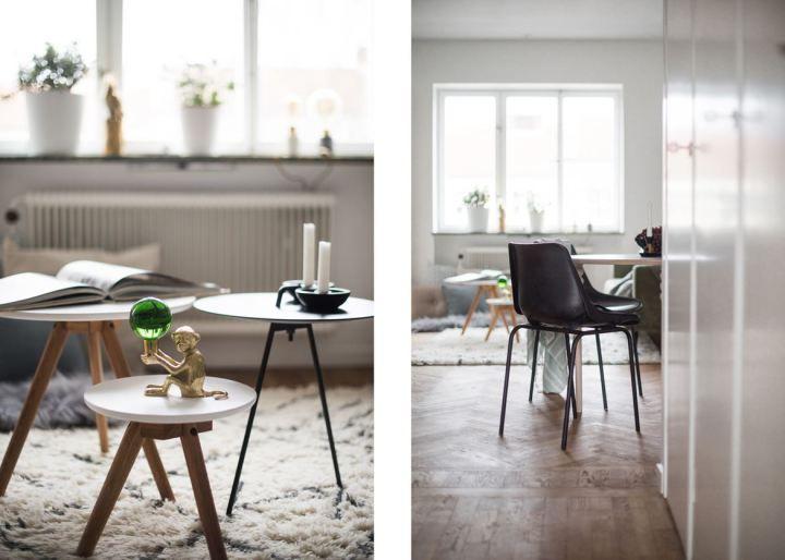 post una minicocina muy elegante ue blog decoracin nrdica cocina azul