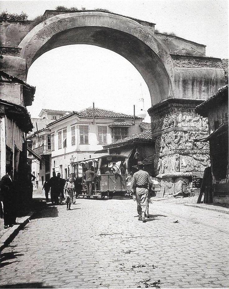 Thessaloniki. Early 1900s