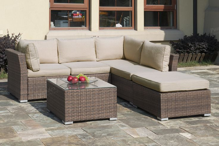 Outdoor Sectional Sofa P50247