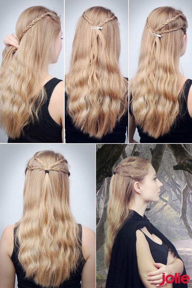 Game Of Thrones Frisuren Hairstyle Kahleesi Hair