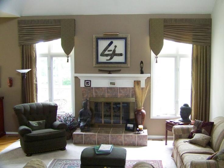 49 best window treatments images on pinterest window for Best place for window treatments