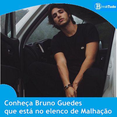 """Conheça Bruno Guedes, ator da nova """"Malhação"""", """"Malhação – Pro Dia Nascer Feliz"""" http://www.breaktudo.com/conheca-bruno-guedes-ator-da-nova-malhacao-malhacao-pro-dia-nascer-feliz/"""