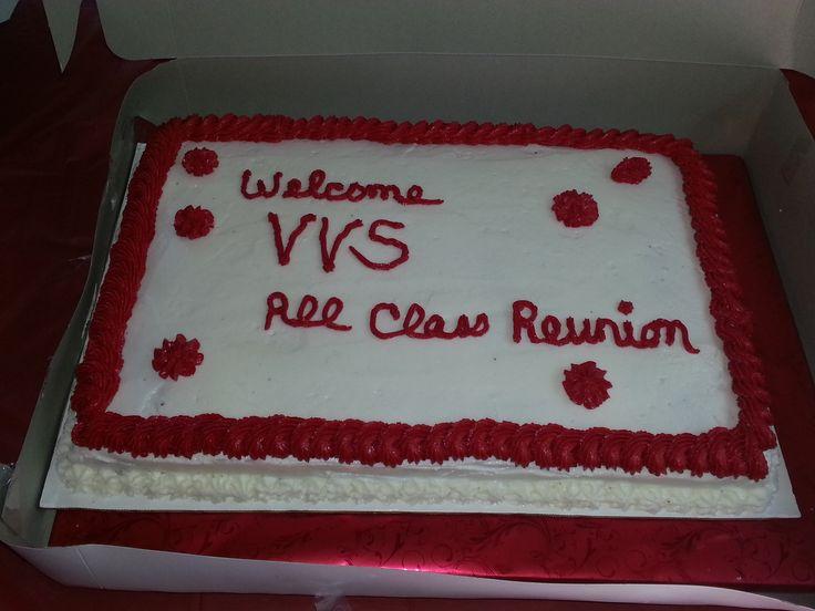 Cake Design For Class Reunion : Class Reunion Cakes Cake Ideas and Designs