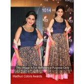 madhuri-colors-awards-anarkali-suit