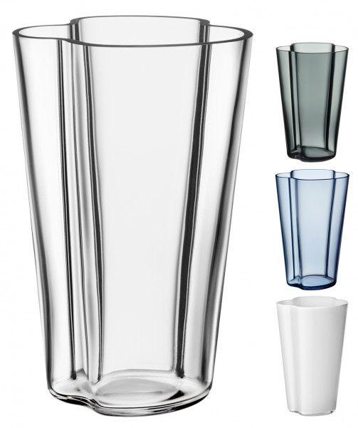 Iittala Aalto Vase Höhe 22 cm