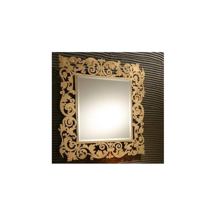 17 meilleures id es propos de miroir baroque sur for Miroir baroque blanc