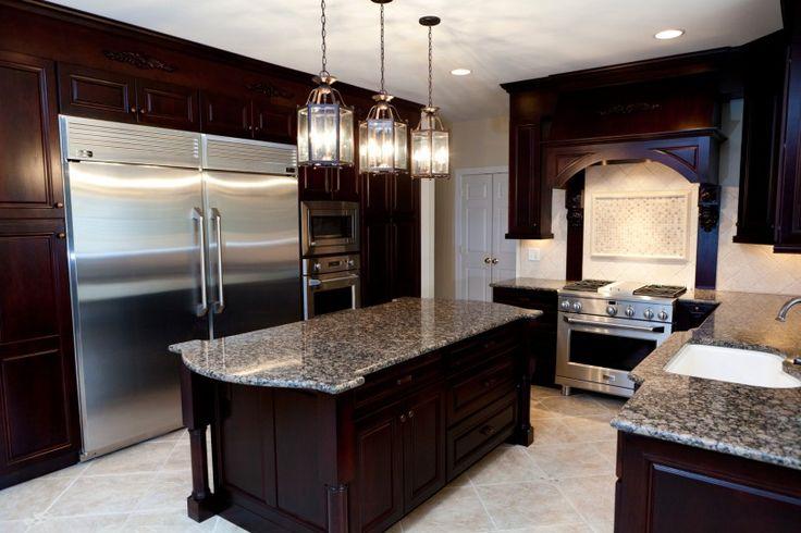 2245 best images about kitchen on pinterest modern kitchen furniture new kitchen and - Contemporary narrow kitchen ...