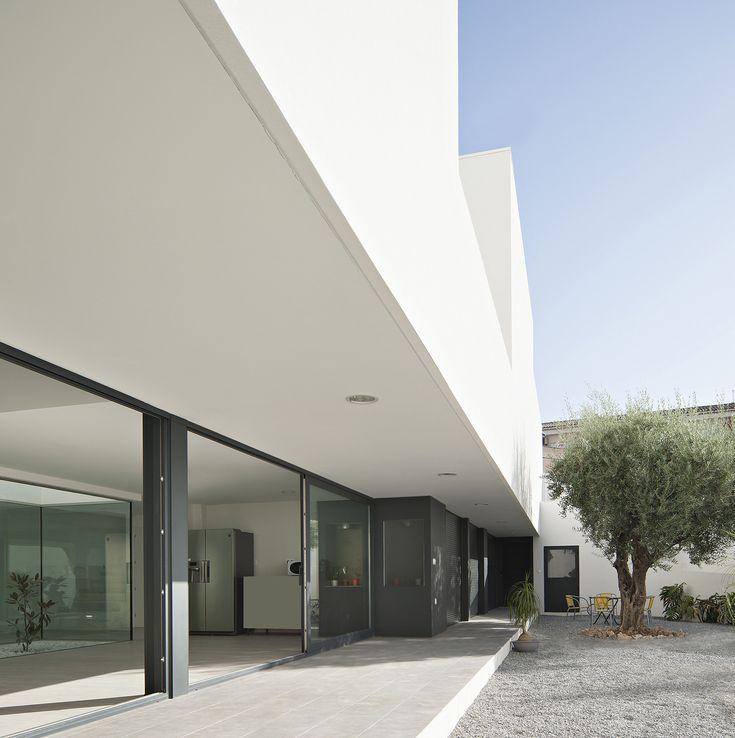 Gallery of Single Family House with Garden / DTR_Studio Arquitectos - 8