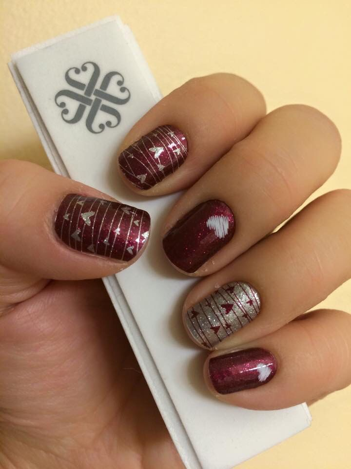 Love Spell Jamberry Wraps! Check them out at MarySeto.JamberryNails.net!