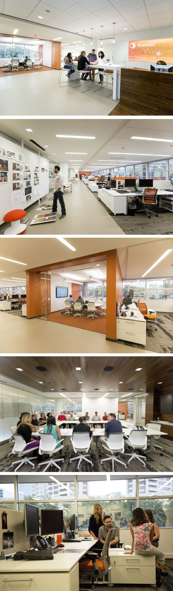 Stantec offices in Alberta, submitted by Maureen McLaine