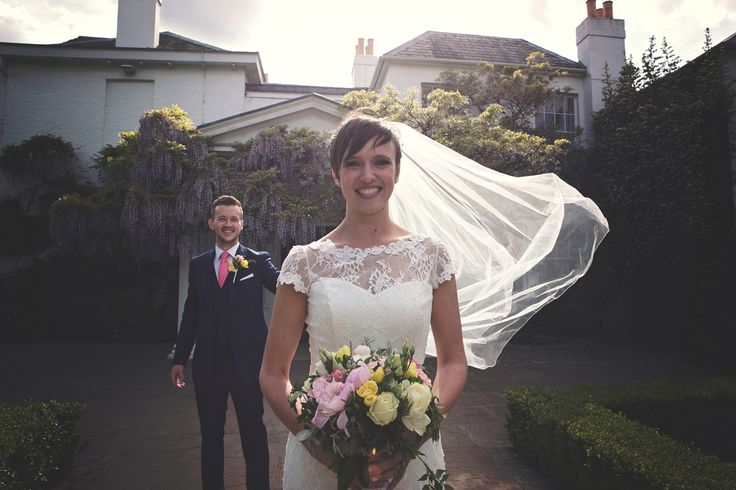 Gorgeous pictures of Alex and Simon's wedding courtesy of Benni Carol Photography