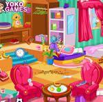 Arreglar cuarto de niña - Juegos gratis