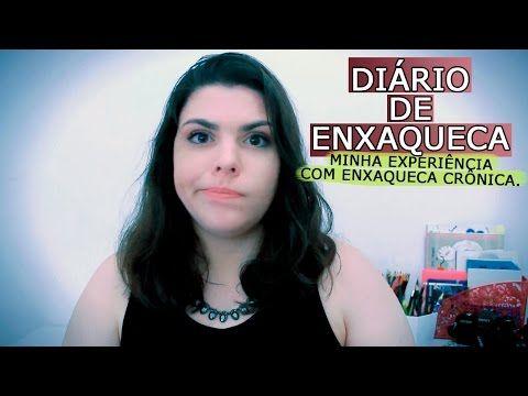 Diário de Enxaqueca: Minha experiência com enxaqueca crônica