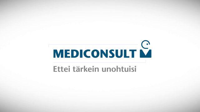Mediconsult Oy toimittaa tietojärjestelmiä ja palveluita sosiaali- ja terveydenhuoltoalan organisaatioille.  Ammattilaisille suunnattujen ratkaisujen lisäksi järjestelmä tuo potilaan mukaan terveytensä ylläpitoon ja omahoitoon. www.gogroup.fi