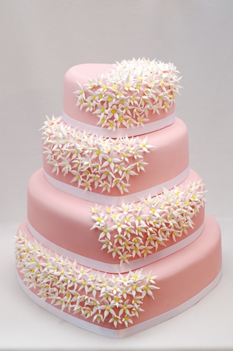 296 best Heart cakes. images on Pinterest   Heart cakes, Heart ...