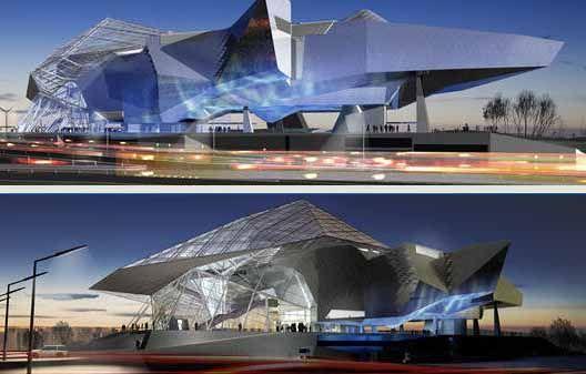 Le Musée des Confluences à Lyon : ouverture en 2014