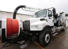 Estrenará Toluca camiones para recolección de basura moto patrullas y un Vactor