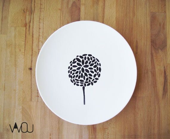 Plate 1 by VAVOUhandythings on Etsy
