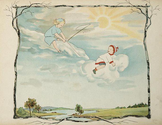 Image detail for -Sibylle von Olfers «Flipje Fluiter en zijn vrind ...