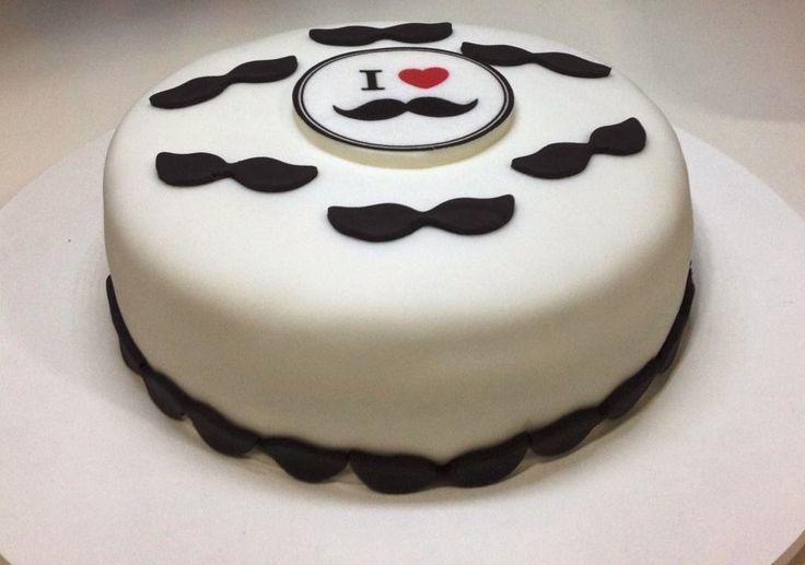 #placeofcakes #bolo #moustache