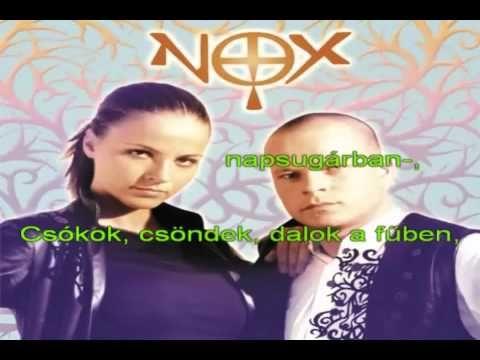 Nox - Százszor ölelj még (Karaoke Verzió) - YouTube
