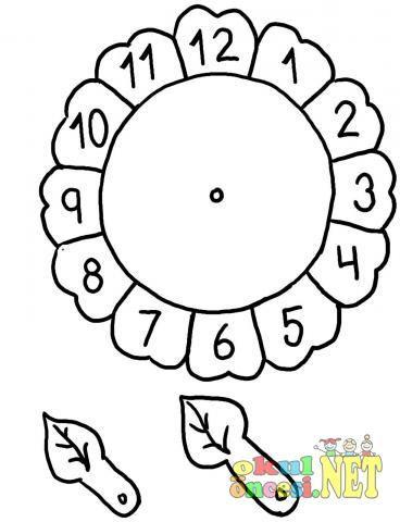 okul öncesi zaman kavramı etkinlikleri - Google Търсене