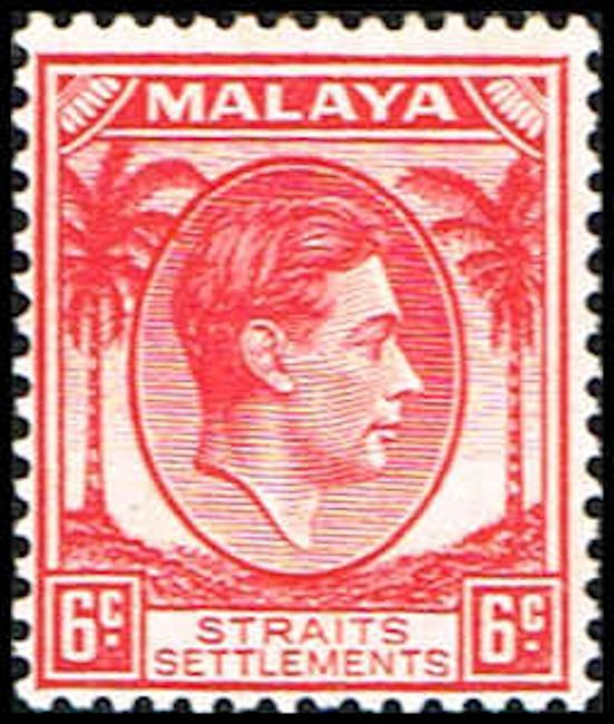 Blue Moon Philatelic Stamp Store - Straits Settlements 242 Stamp King George VI Stamp AS SS 242-1 MNH, $4.75 (http://www.bmastamps2.com/stamps/asia/straits-settlements/straits-settlements-242-stamp-king-george-vi-stamp-as-ss-242-1-mnh/)