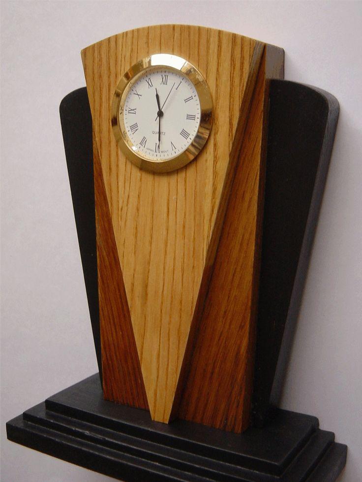 Art deco style mantel clock clock mantel clock art