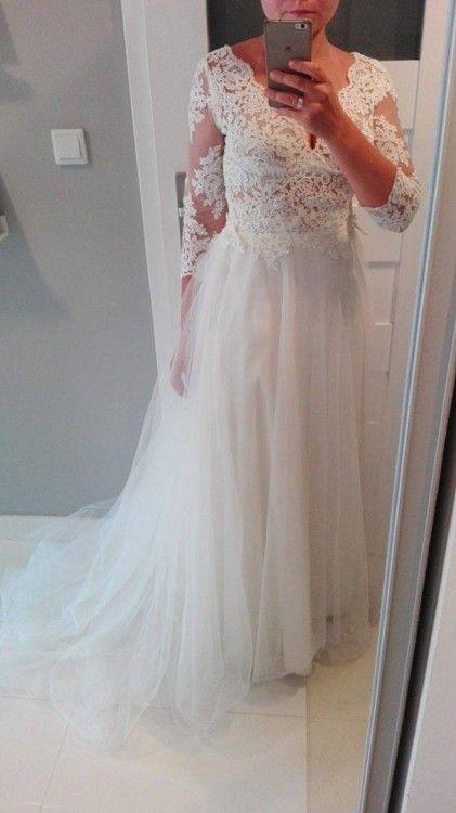 Suknie - Suknia ślubna Atelier Desirer - 2 000,00zł