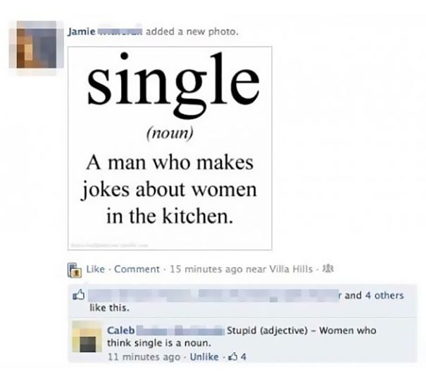 Collection of Funny Comebacks – Funny Facebook Comments #funny #funnyphoto #facebook